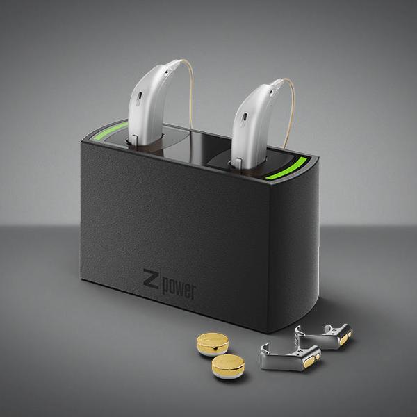 oticon rechargable