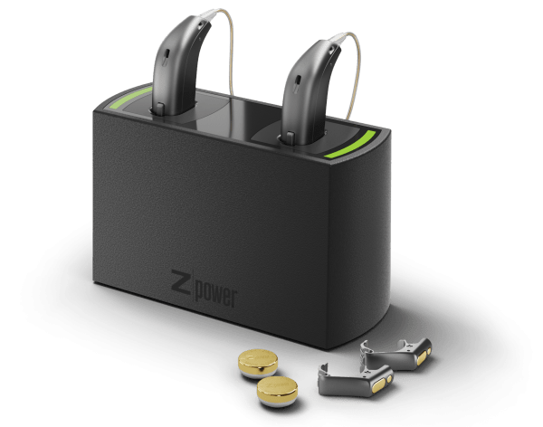Oticon ZPower Rechargeable Kit